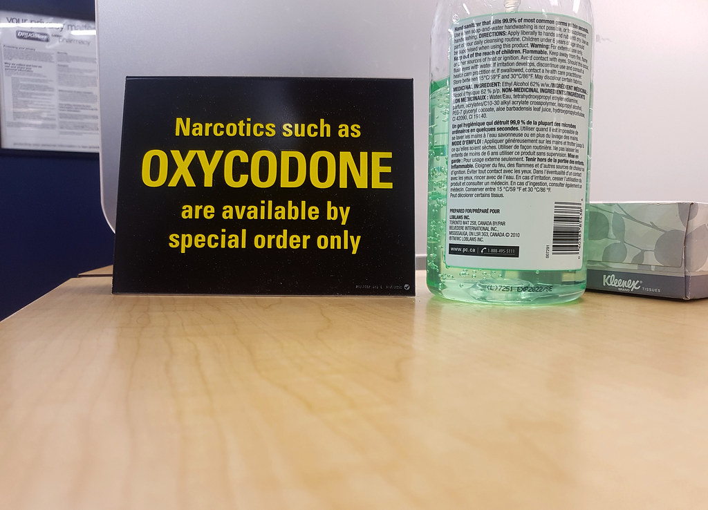 OxyContin Sales In Montgomery County 10 Years Ago Among Highest in Country
