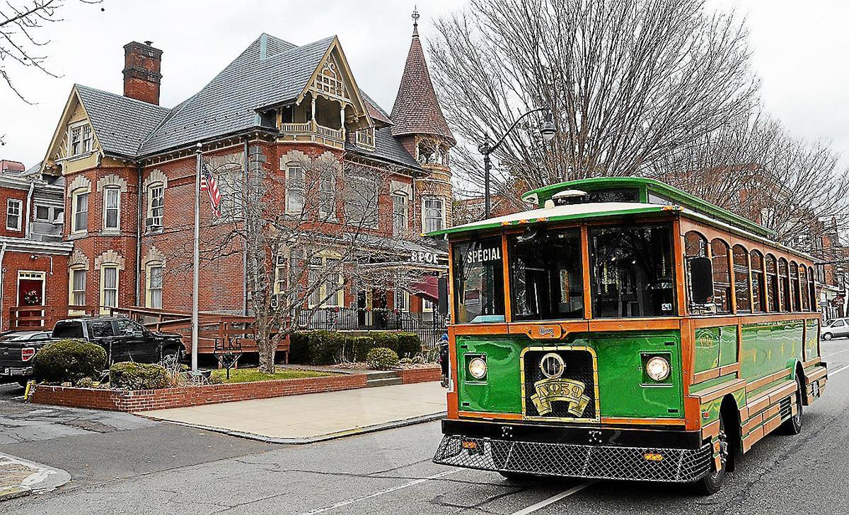 Sunday's Historic Pottstown Holiday Tours To Benefit Third Annual Pottstown GoFourth! Fireworks Event