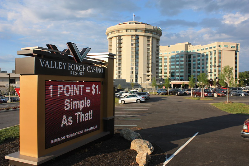 Valley Forge Casino Closes its Doors for Two Weeks