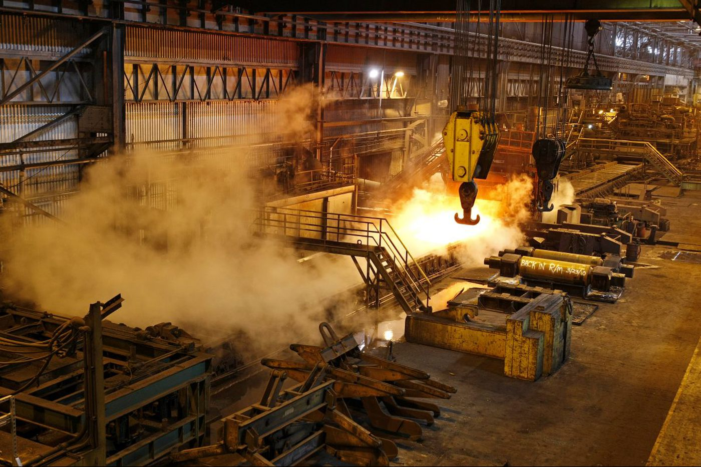 Conshohocken Steel Plant May Change Owners, Add Jobs