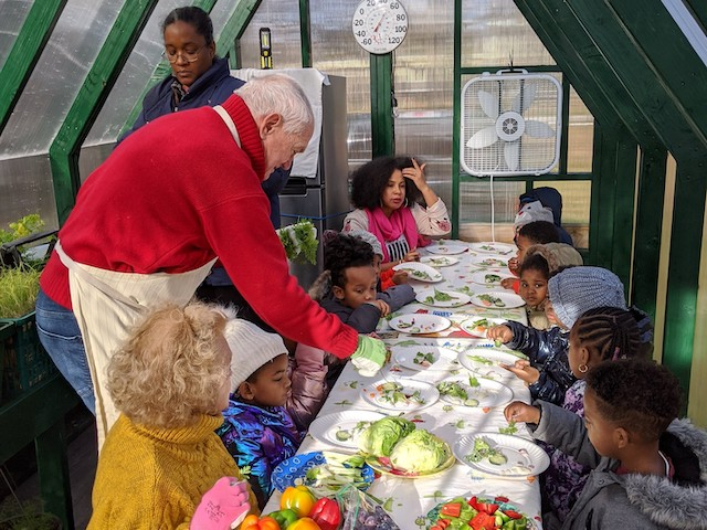 Glenside Resident Brings Mobile Greenhouse Classroom Directly to Local Children