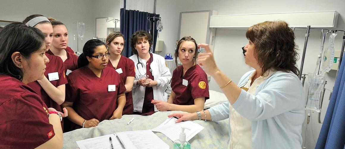 Gwynedd Mercy University's Nursing Grads among Highest First-Year Earners in Region