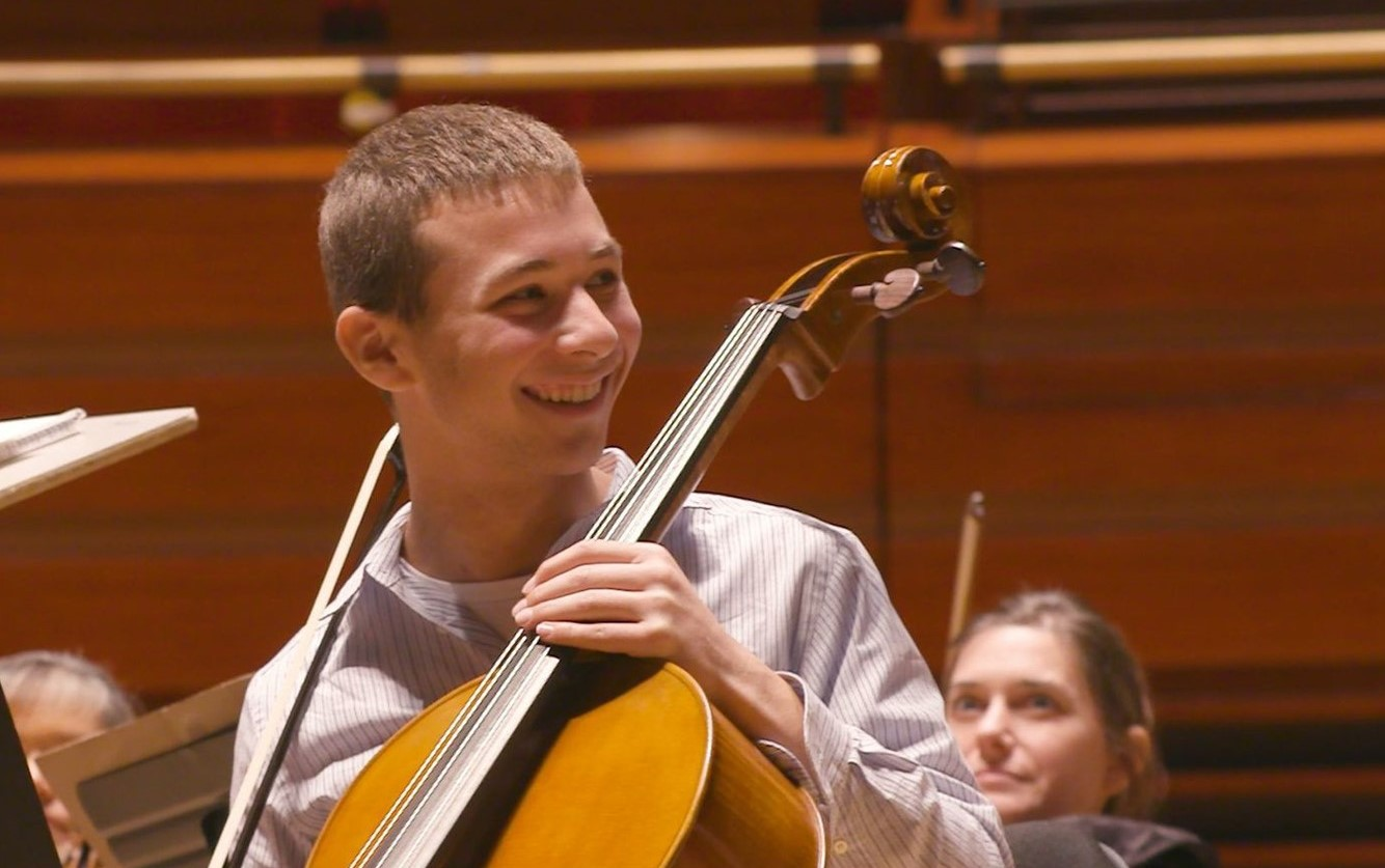 Make-A-Wish Surprises Local Teen with Leukemia with New Cello, Performance with Philly Orchestra