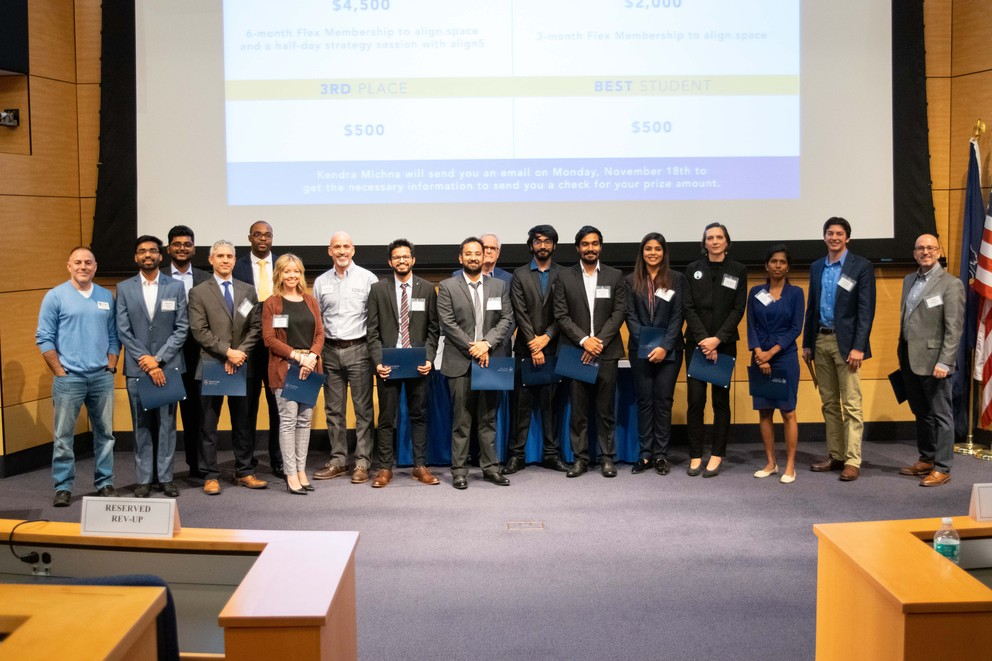 Local Entrepreneurs Step Into the Lion Cage at Penn State Great Valley's Annual Pitch Competition