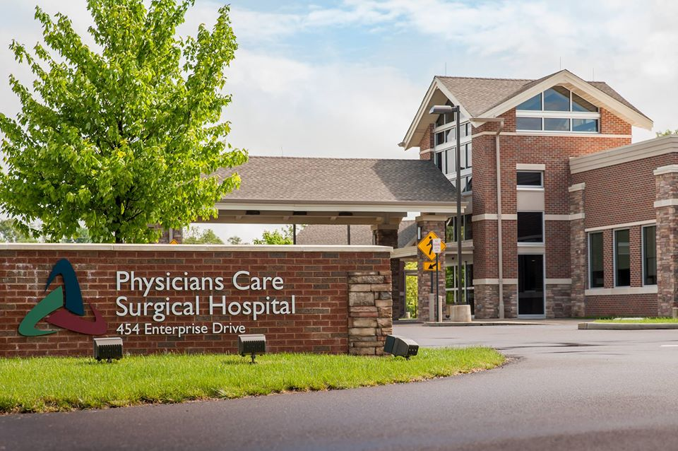 Physicians Care Surgery Center in Royersford Is Getting Ready for Its Debut