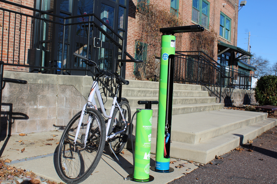 Schuylkill River Trail To Finally Get Bike Fix-It Stations