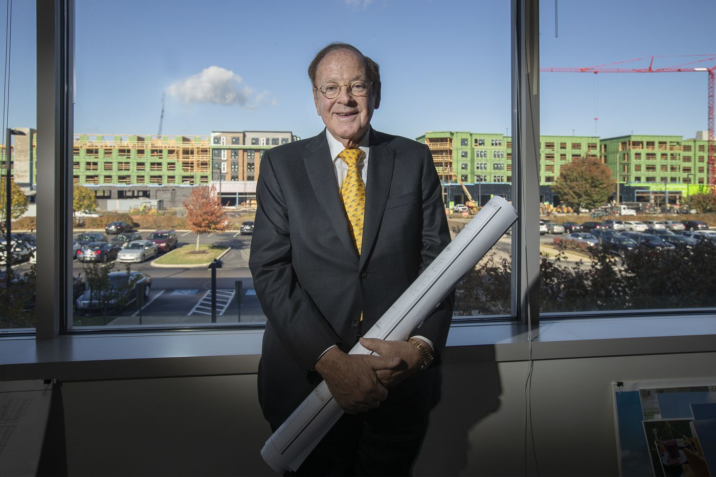 Bruce Toll Moved On From Real Estate Development To Investing in Small Businesses That Offer Something Unique