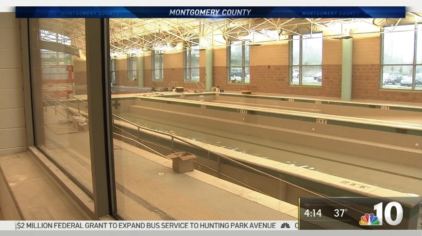NBC10 Video: Inside LookatNew Stat-of-the-Art Willow Grove YMCA