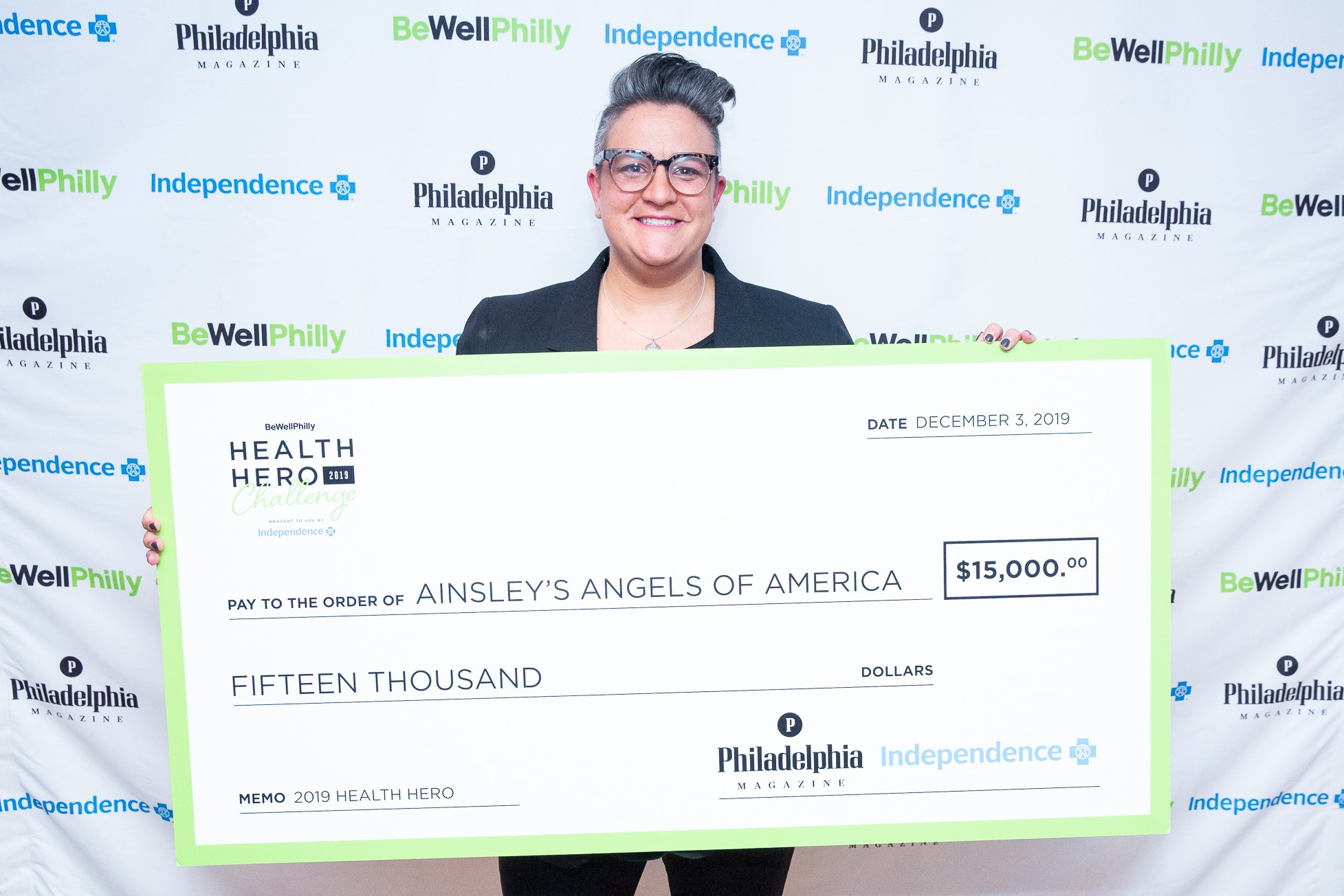Lansdale Native Named Winner of Be Well Philly's Health Hero Challenge, Earns $15,000 for Charity