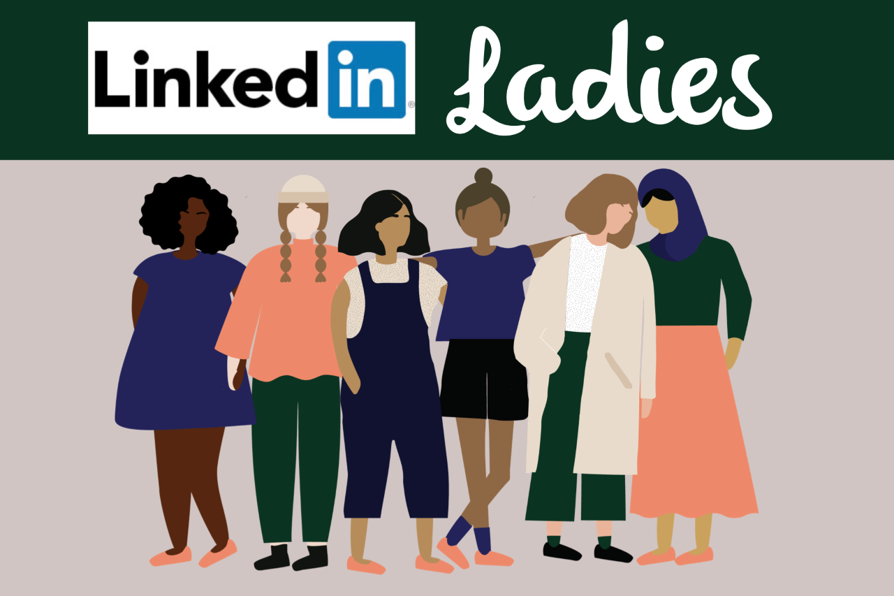 LinkedIn Ladies