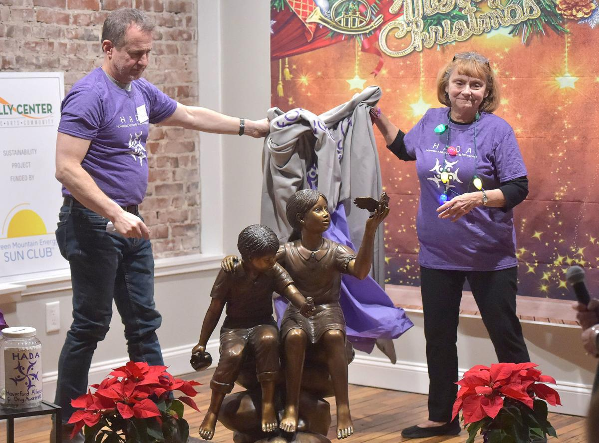 Haverford Memorial Remembers Local Kids Lost to Opioid Addiction