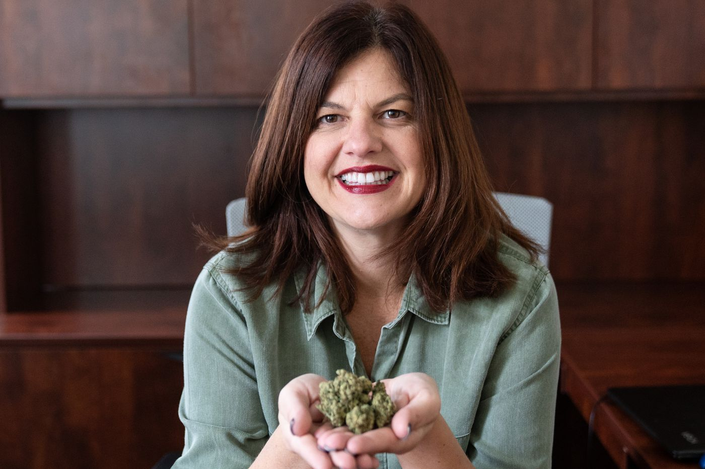 Daughter of Former Montgomery County Sheriff Went from Working Polls for Reagan to Becoming Philadelphia's Marijuana Queen
