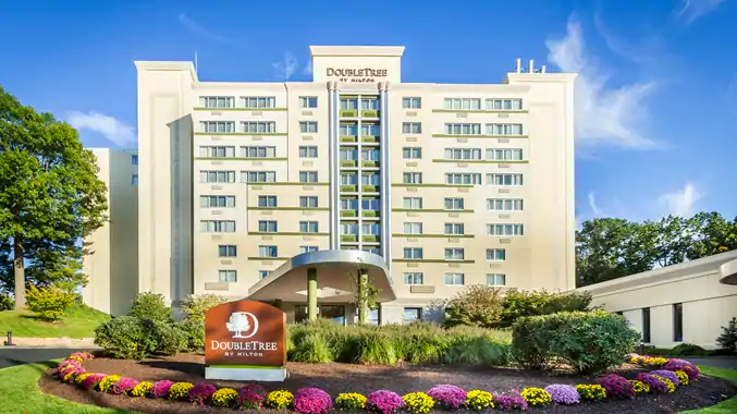 King of Prussia DoubleTree by Hilton Hotel Begins $18.5M Renovation Project