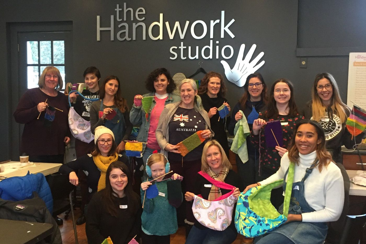 Australia Baby Animals Get Assist from The Handwork Studio in Narberth