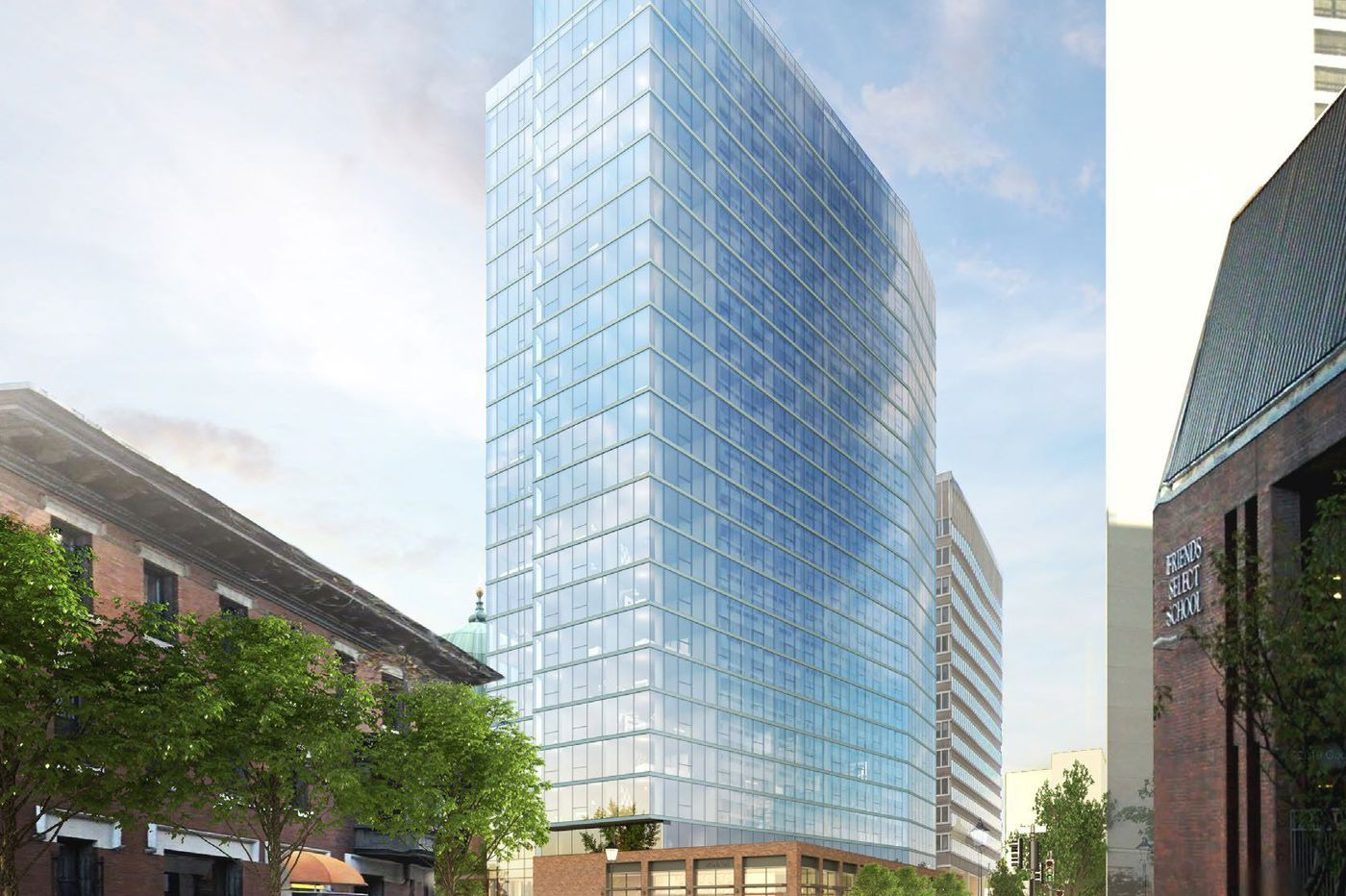 Conshohocken-Based Exeter Property Group to Develop 23-Story Residential Tower as Part of Center City Project