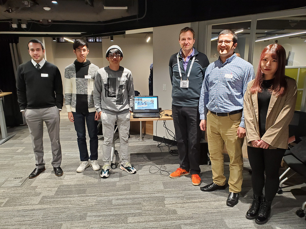 Penn State Great Valley Professor Demonstrates Immersive Learning Modules at University Park