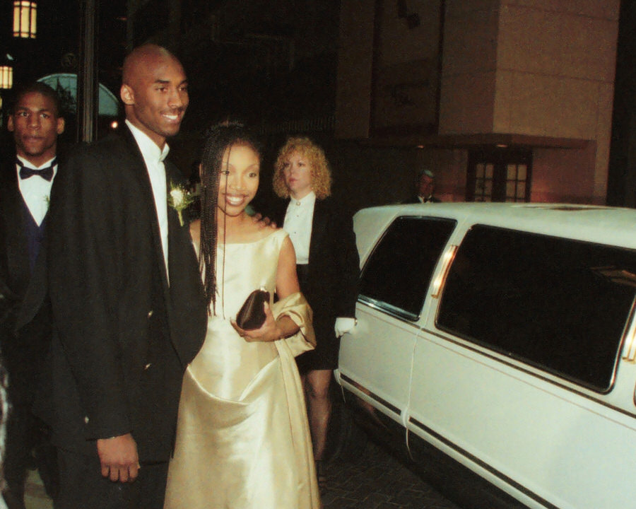 Remembering Night When Kobe Bryant Arrived To Lower Merion Prom with His Celebrity Crush, Brandy