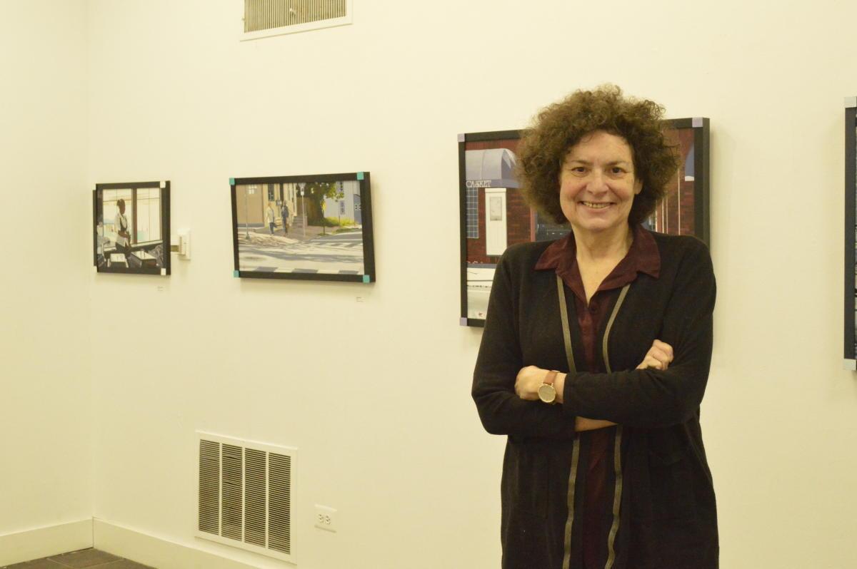 Abington Art Center Names Rosalie Guzofsky Its New Executive Director