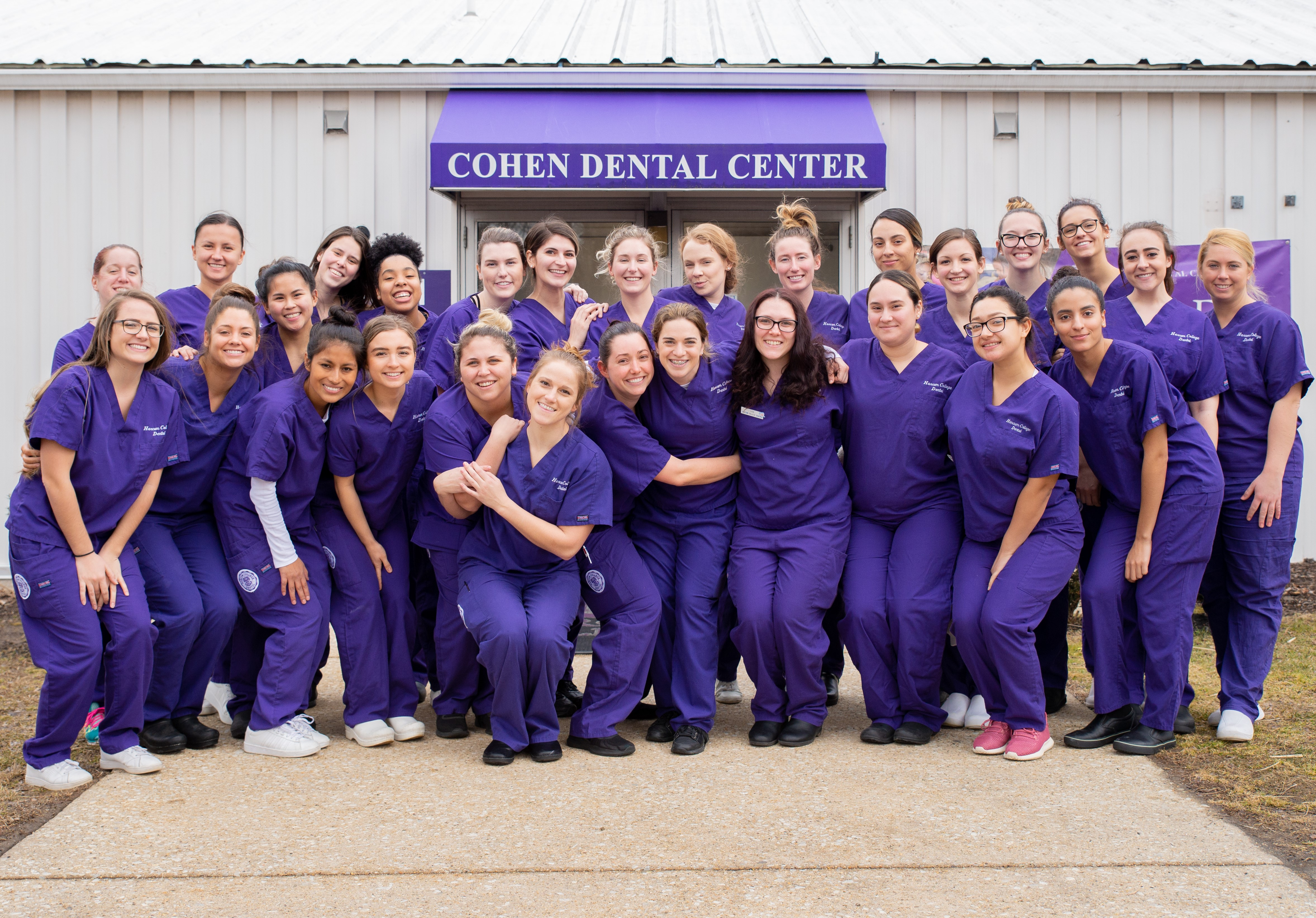 Sealant Day at Harcum College Means Free Dental Services for Children