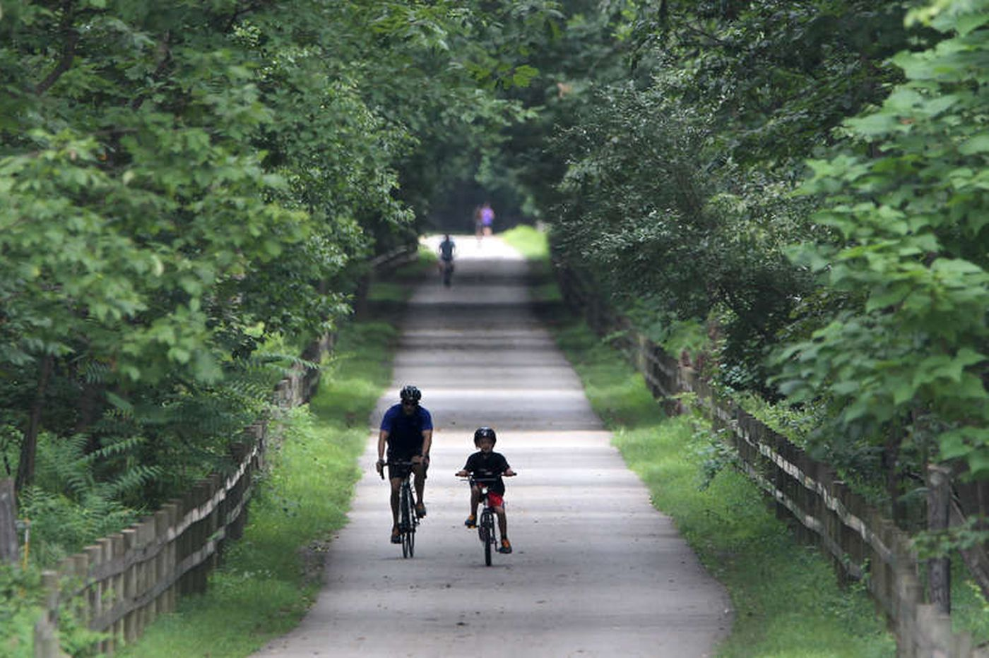 Trails in Montgomery County Receive $18M Injection, Will Connect Exton to Philadelphia