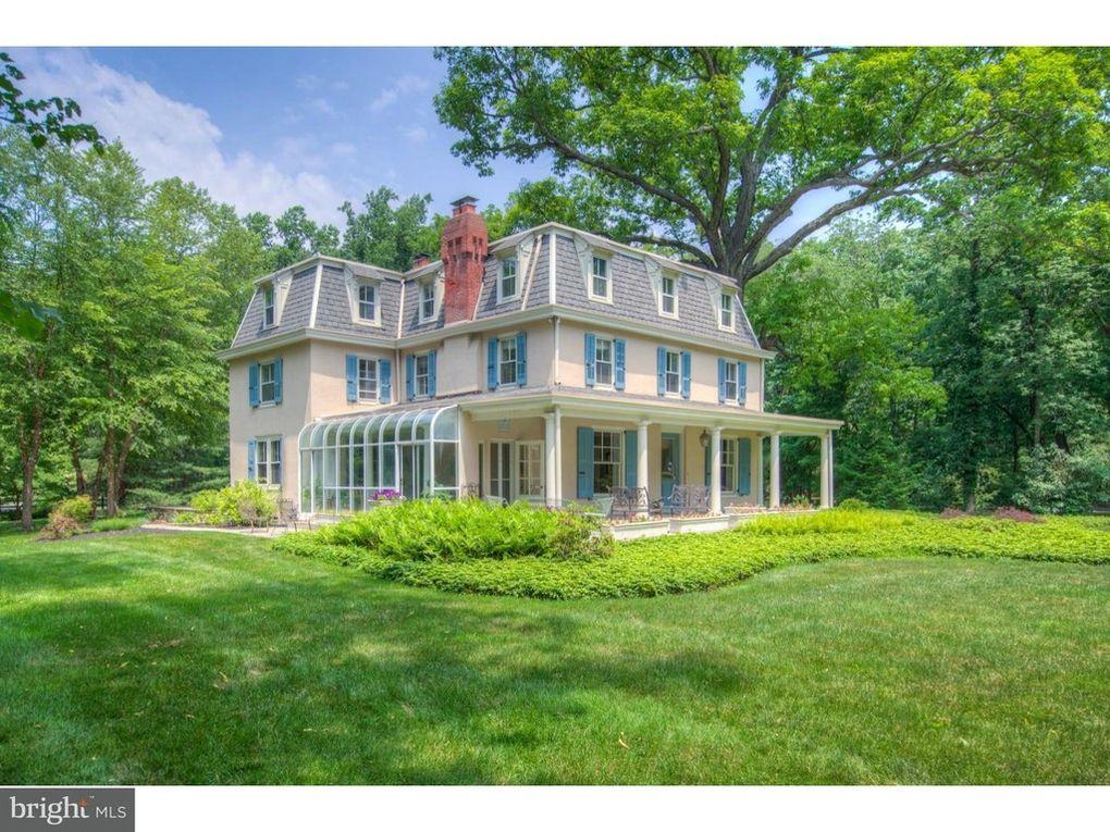 Malvern Bank House of the Week: Elegant Estate Home in Blue Bell