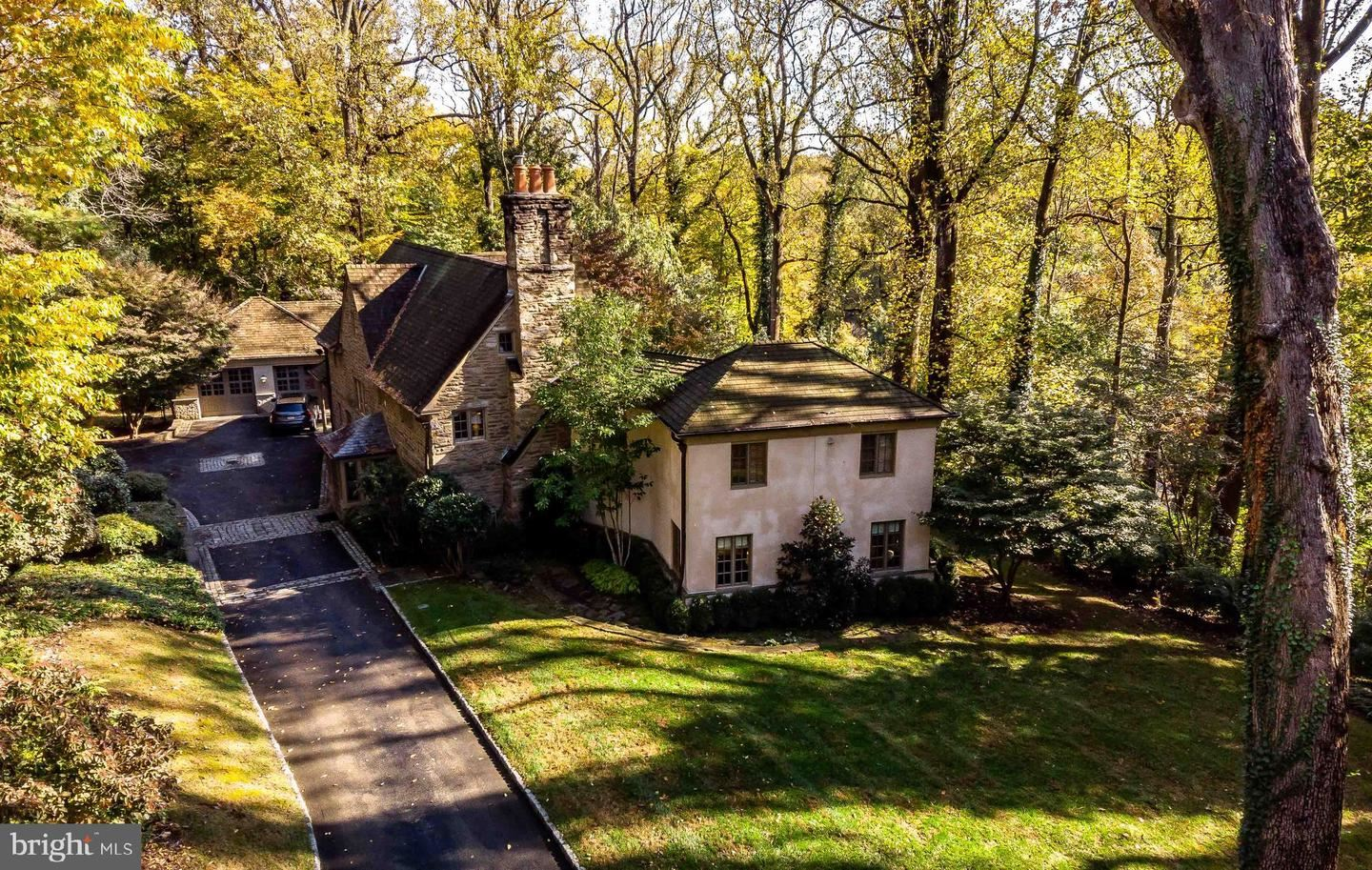 Malvern Bank House of the Week: Gracious Stone Manor in Haverford