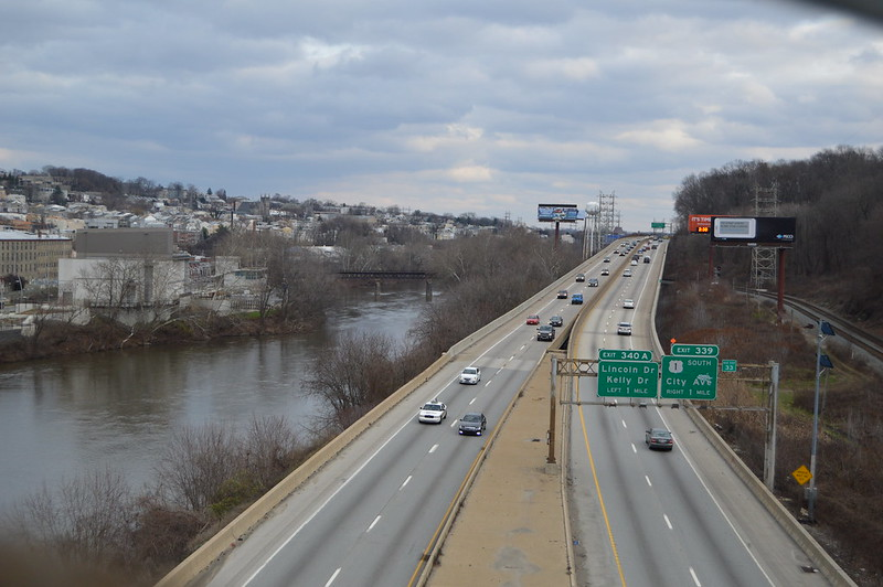 PennDOT Hopes Digital Variable Speed Signs Ease Schuylkill Expressway Congestion