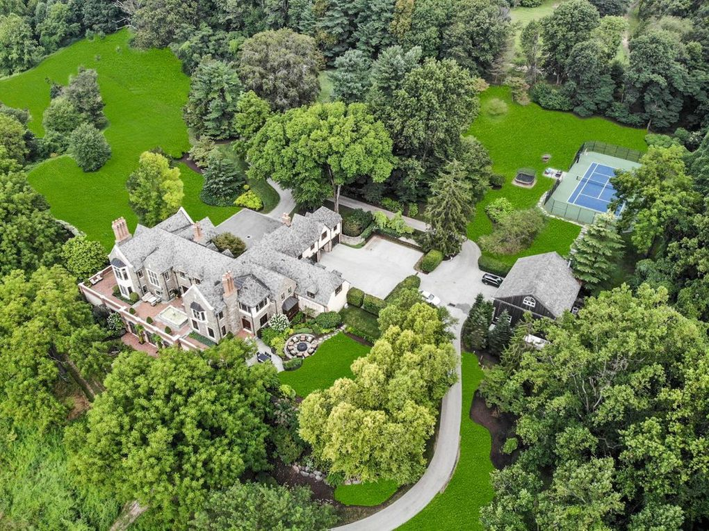 Malvern Bank House of the Week: Magnificent Mansion in Gladwyne