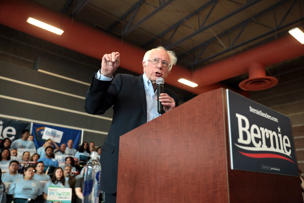Inquirer: County's Jewish Community Has Mixed Feelings about Possibility of Bernie Sanders as First Jewish President