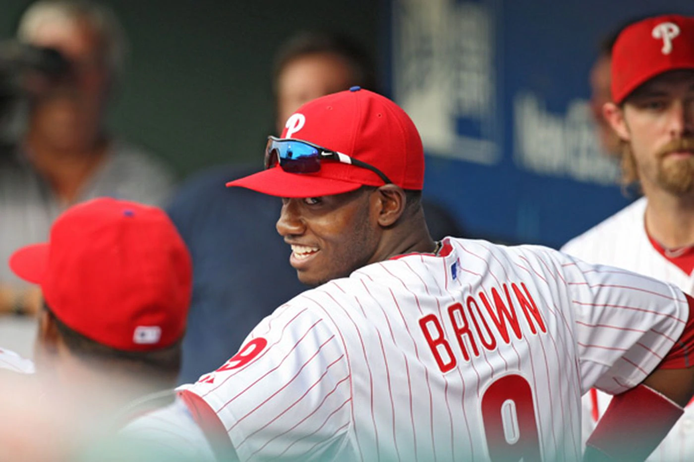 Former Phillies Outfielder Domonic Brown Finds New Career at East Norriton's Athletes Academy