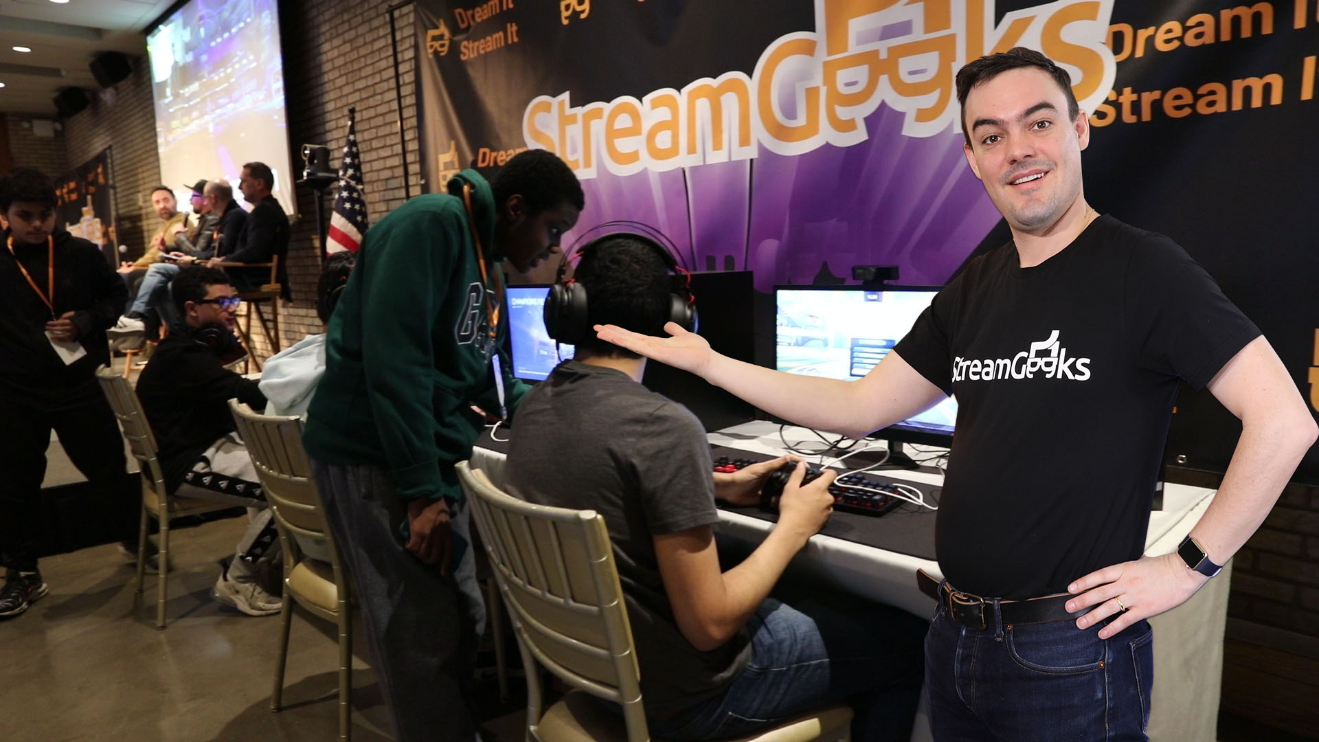 West Chester-Based 'StreamGeek' Pens Book That Explores Educational Value of Esports