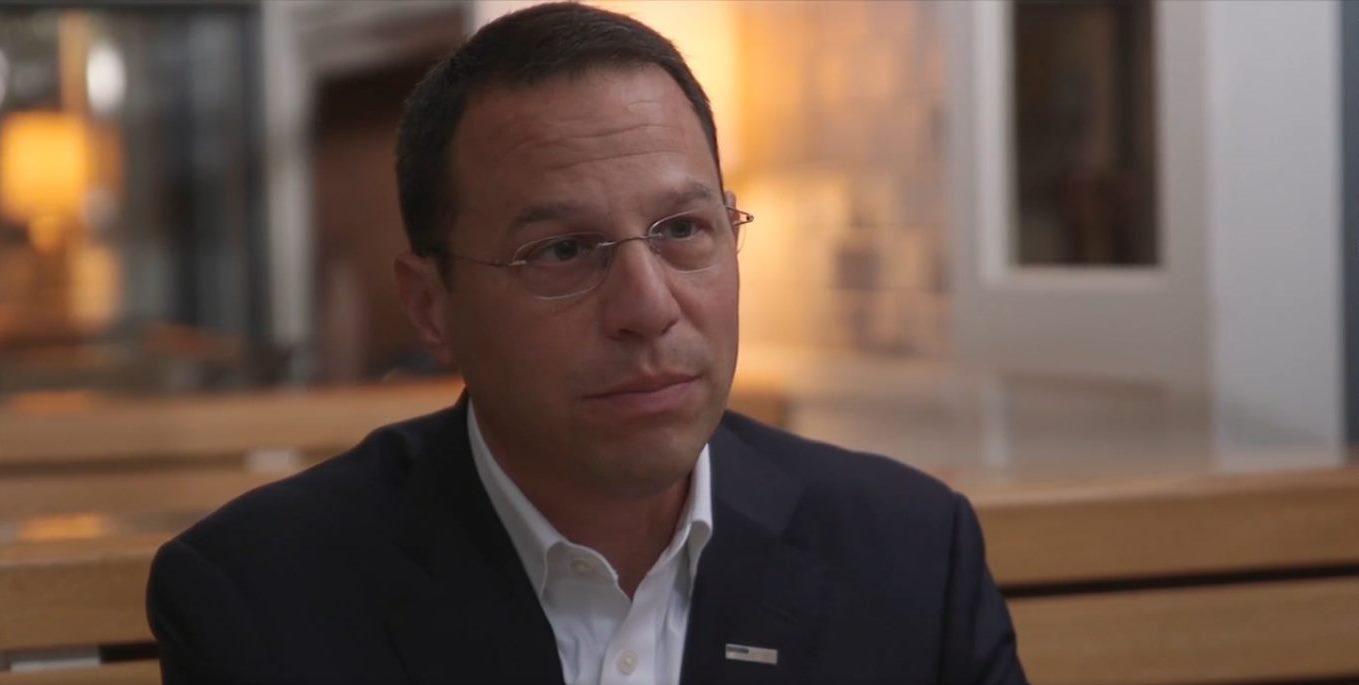 Pennsylvania Attorney General Josh Shapiro Discusses Public Service, Solving Problems