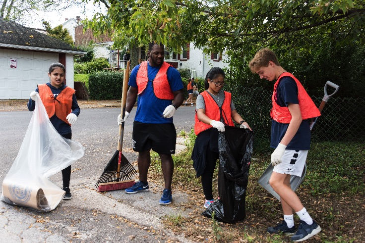 Help Pottstown Emerge As Champion In Community-Wide Clean-Up 'Competition'