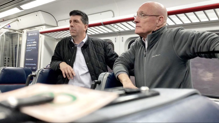 State Reps Ride SEPTA From Pottstown to Norristown Transportation Center to Highlight Commuter Issues