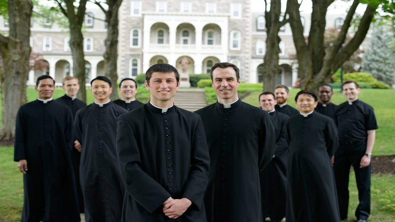 Priests-In-Training At St. Charles Borromeo Seminary in Wynnewood Hope To Inspire People To Put Their Trust In Clergy Again