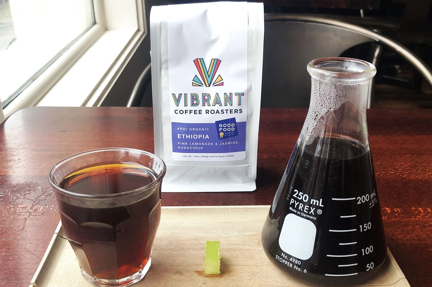 Lansdale's Backyard Beans receives Prestigious 'Good Food Award' For Its Ethiopian Coffee