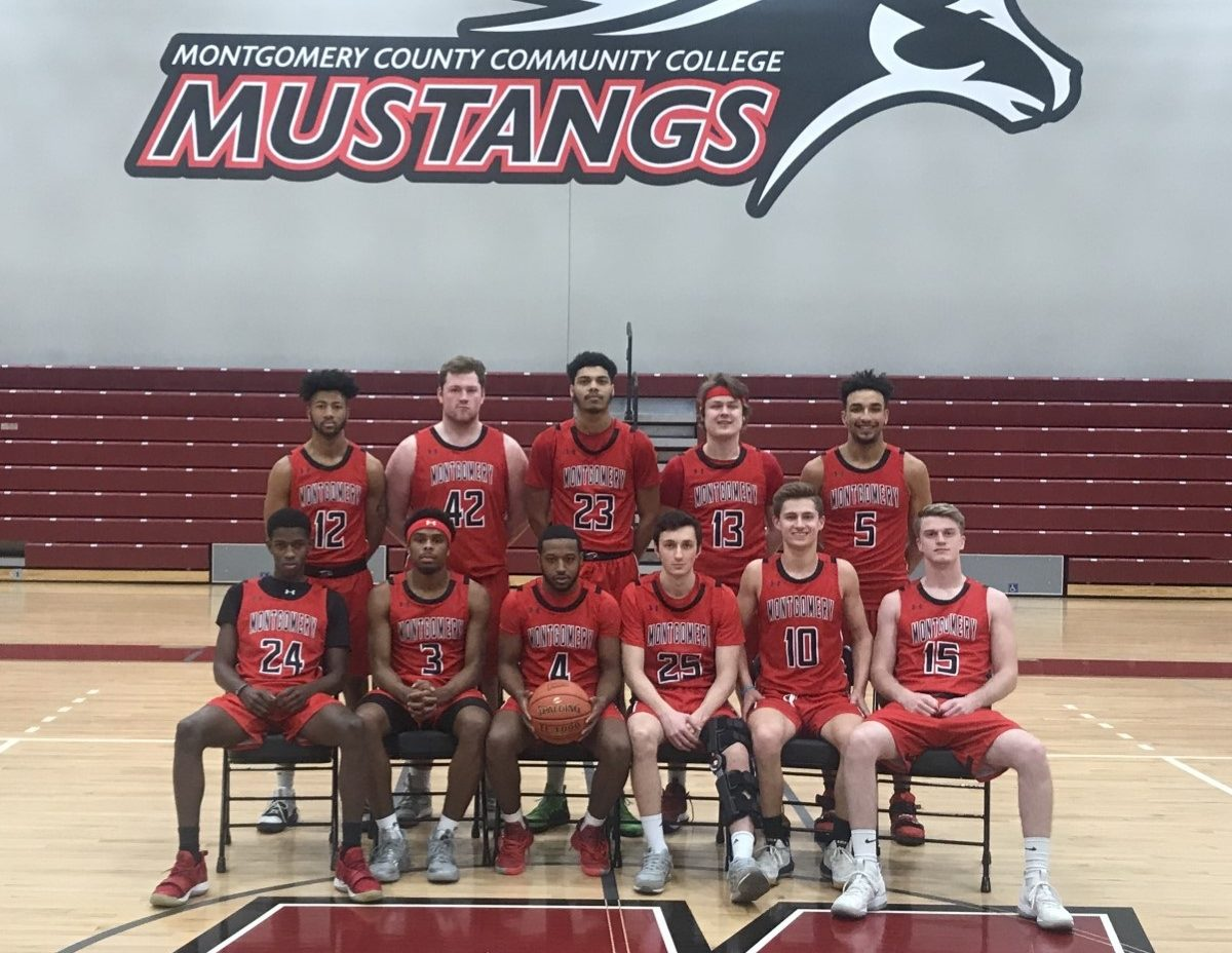 Montgomery County Community College Mustangs Take Down Brookdale in Region XIX Playoffs