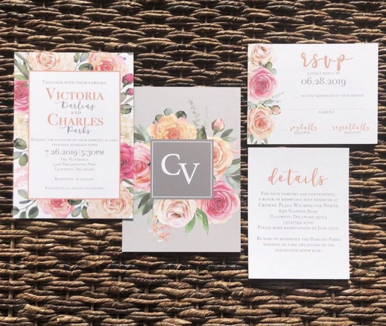 Philadelphia Magazine: Three Montgomery County Wedding Invitation and Stationery Designers Are Among Area's Best