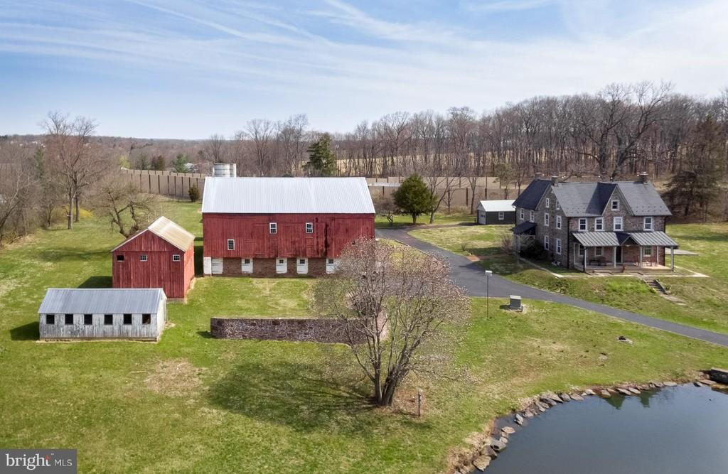 Malvern Bank House of the Week: Charming Stone Farmhouse in Lansdale