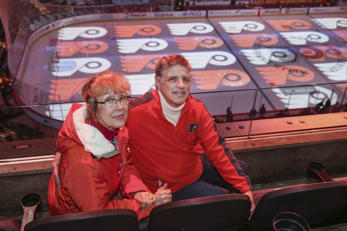 Fifty-Eight Years in, This Springfield Man Remains a Passionate Flyers Fan