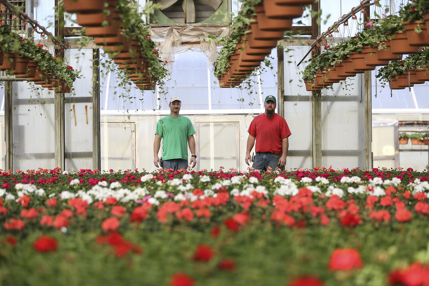 Possibility of Prolonged Shutdown Has Local Garden Centers Fearing The Worst