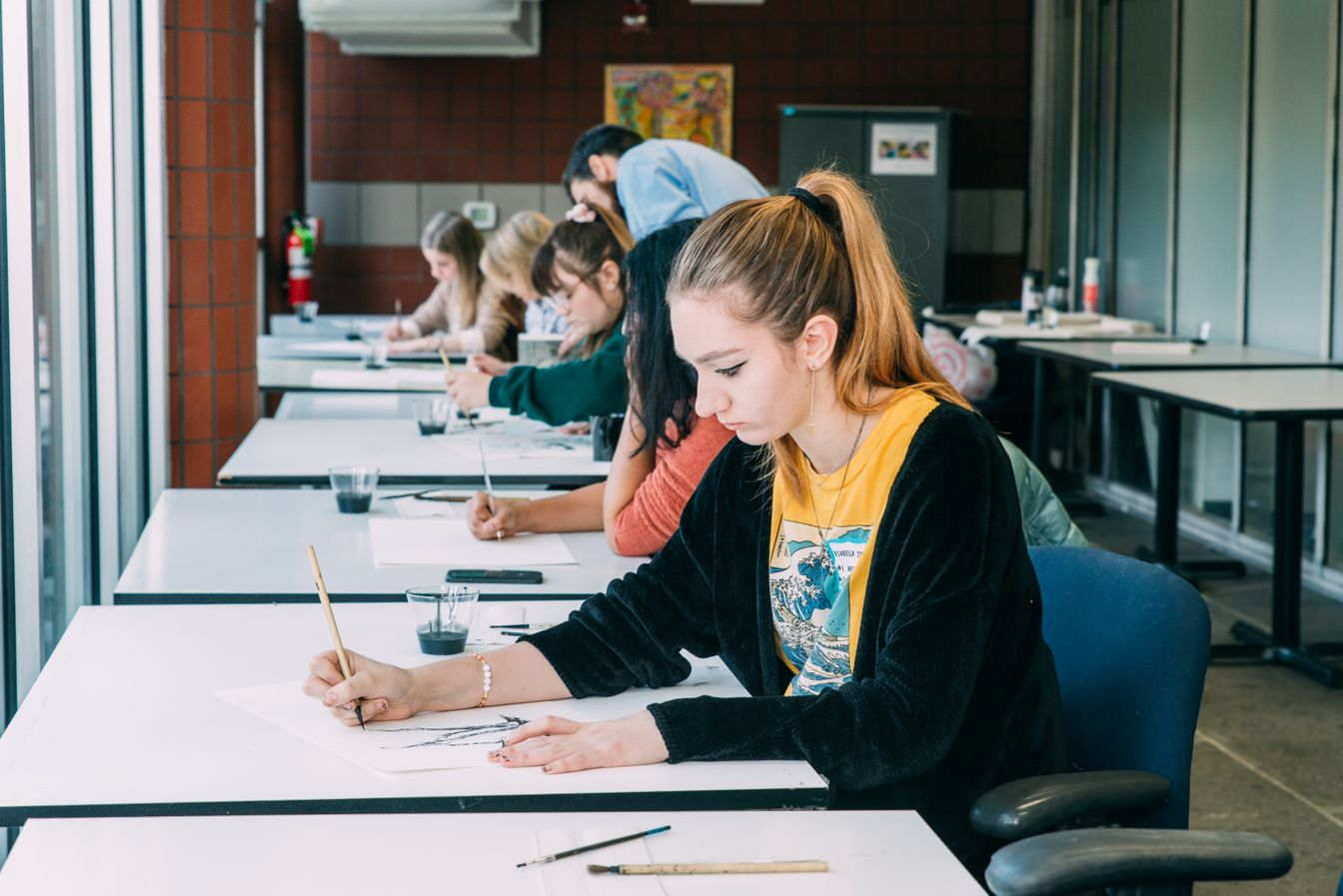 Harcum College's 'Art & Design Experience' Offers Immersive Workshops for Prospective Students