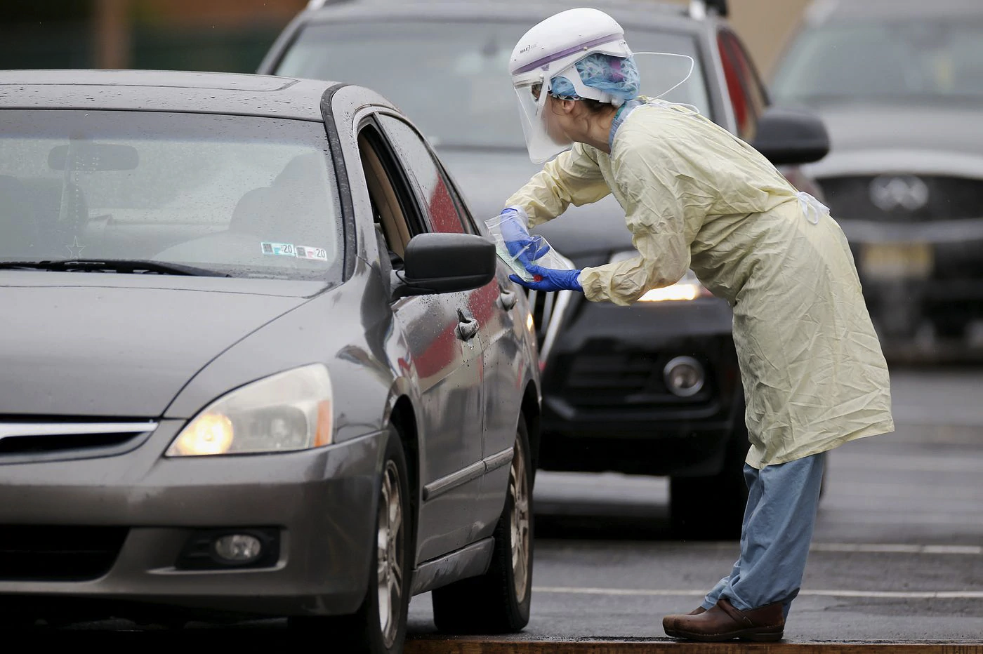"""Main Line Health Offering """"Drive-Through Testing"""" for Coronavirus Infection"""