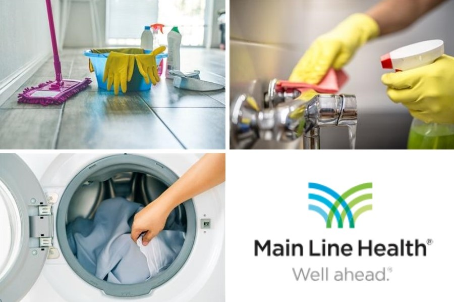 Main Line Health Reveals the Best Way to Disinfect Your House After Being Sick