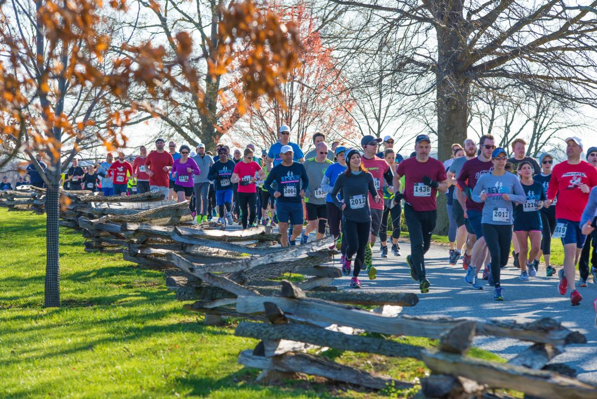 Annual Valley Forge Revolutionary 5-Mile Run Canceled Due to Evolving COVID-19 Crisis