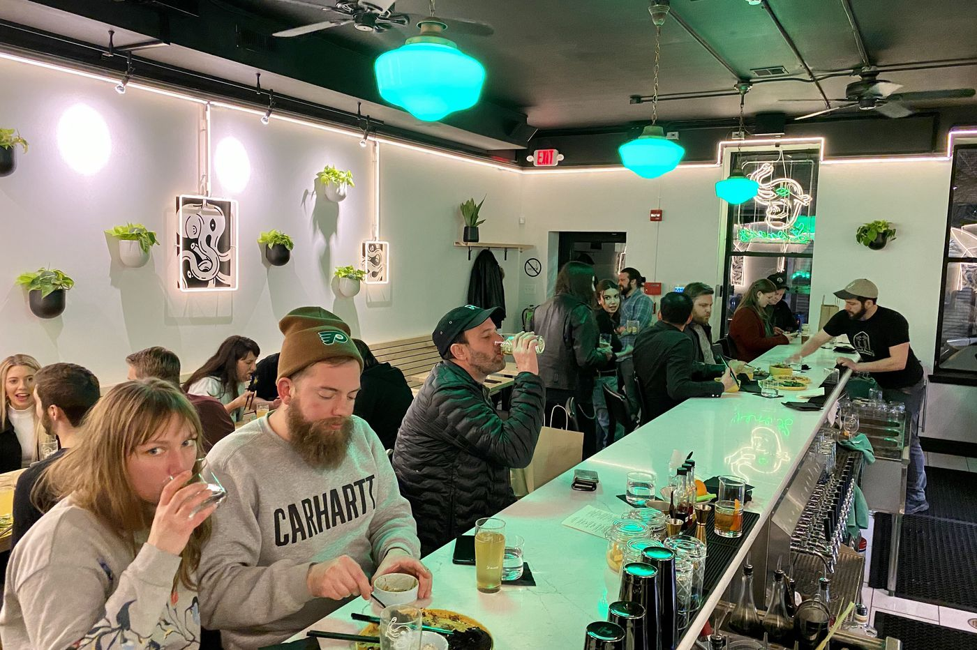 Tired Hands Brewing Opens Bar-Restaurant in Fishtown