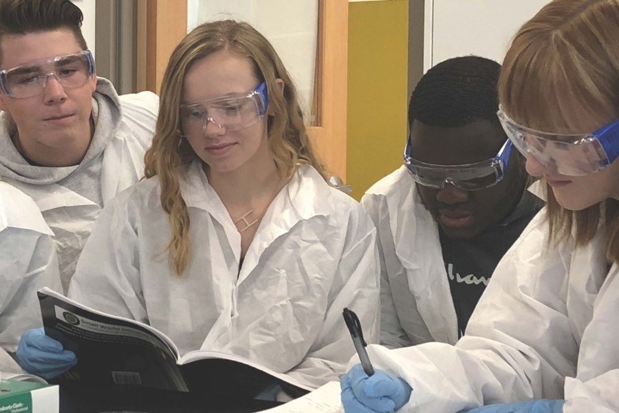 Merck Partners with La Salle University to Prepare Students for Careers in rapidly Expanding Life Science Industry