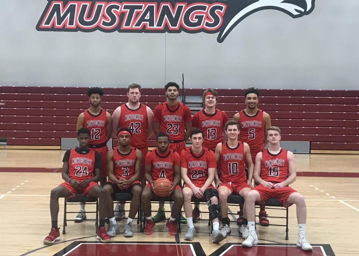 Montgomery County Community College Mustangs Are 2020 Region XIX Champions