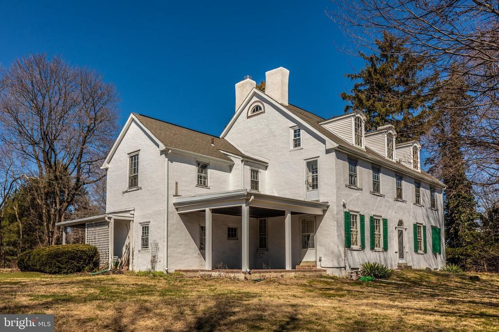Malvern Bank House of the Week: Beautiful Historic Farmhouse in Ambler