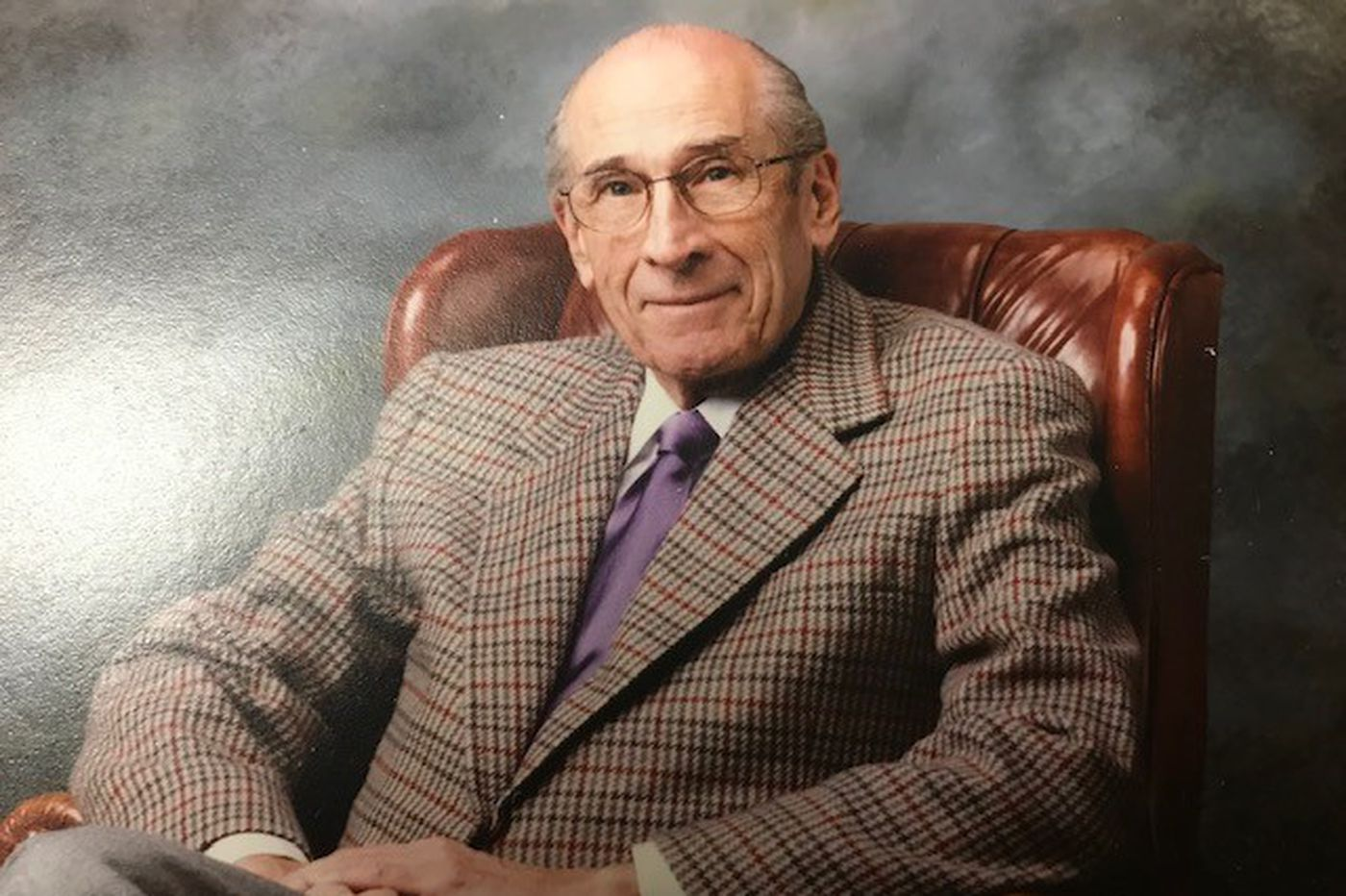 James C. McConnon, Former Chairman of Republican Party in Lower Merion, Dies at 93